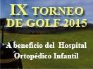 Se llevó a cabo exitosamente el IX Torneo de Golf 2015 a beneficio del Hospital Ortopédico Infantil